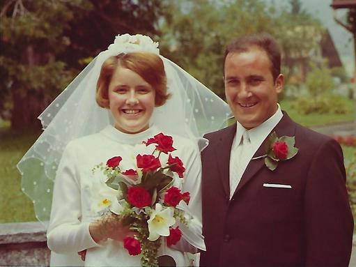 Hochzeit euch zu wir eurer wünschen goldenen Otto Christian